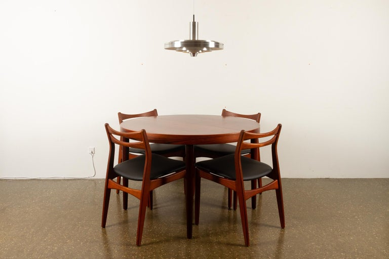 Vintage Ceiling Pendant Fibonacci by Sophus Frandsen for Fog & Mørup, 1960s For Sale 5