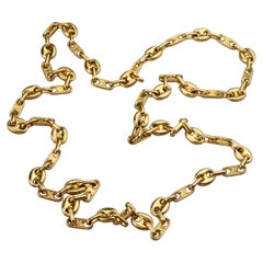Celine Chain Necklaces