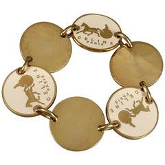 Celine Charm Bracelets