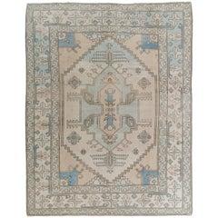 Vintage Central Anatolian Konya Rug