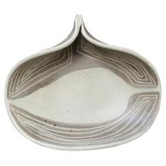 Vintage Ceramic Bowl with Pinch-Grip by Mado Jolain 'circa 1960s'