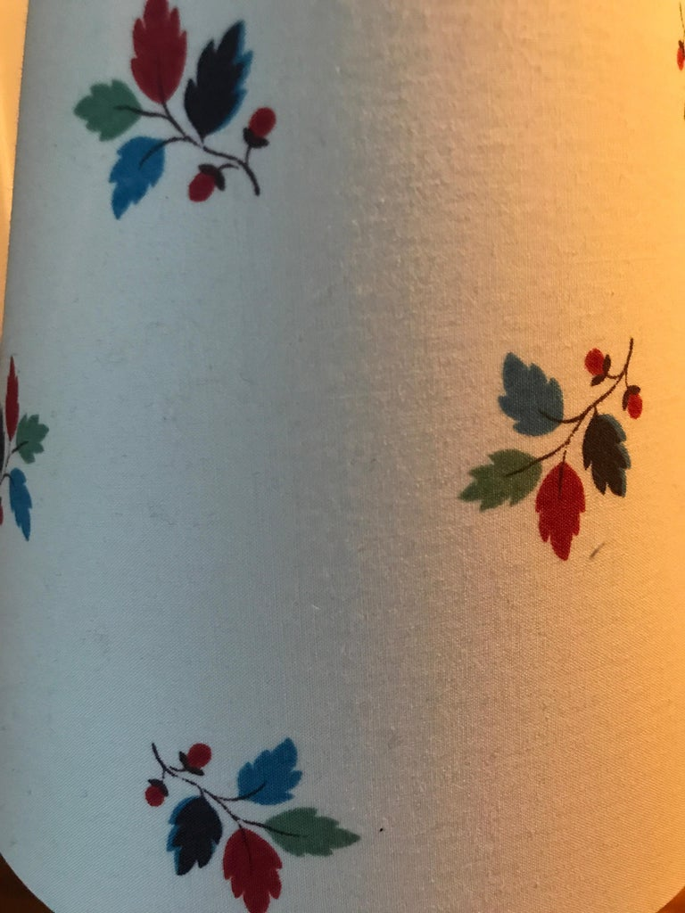 Mid-20th Century Vintage Ceramic Table Lamp For Sale