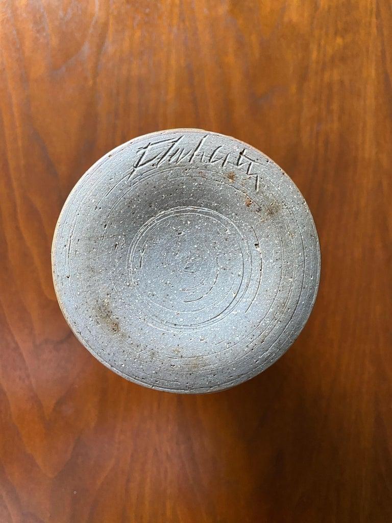 Mid-20th Century Vintage Ceramic Vase, Circa 1960s For Sale
