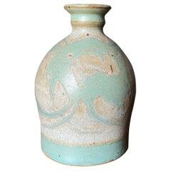 Vintage Ceramic Vase, Circa 1960s