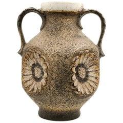 Vintage Ceramic Vase, Dümler & Breiden, Germany