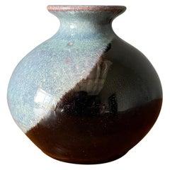 Vintage Ceramic Weed Vase