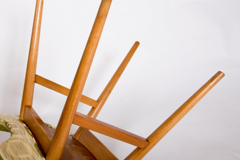 Vintage Chairs, 1960s, Set of 4 For Sale 7