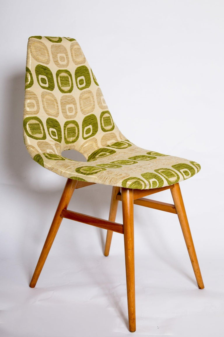 Vintage Chairs, 1960s, Set of 4 For Sale 8