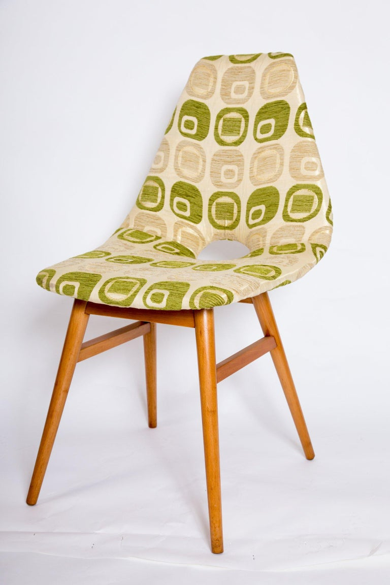 Hungarian Vintage Chairs, 1960s, Set of 4 For Sale
