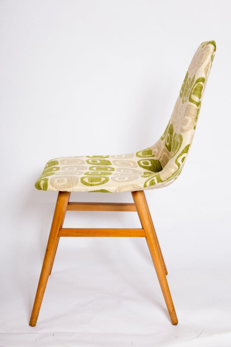 Vintage Chairs, 1960s, Set of 4 In Good Condition For Sale In Budapest, HU
