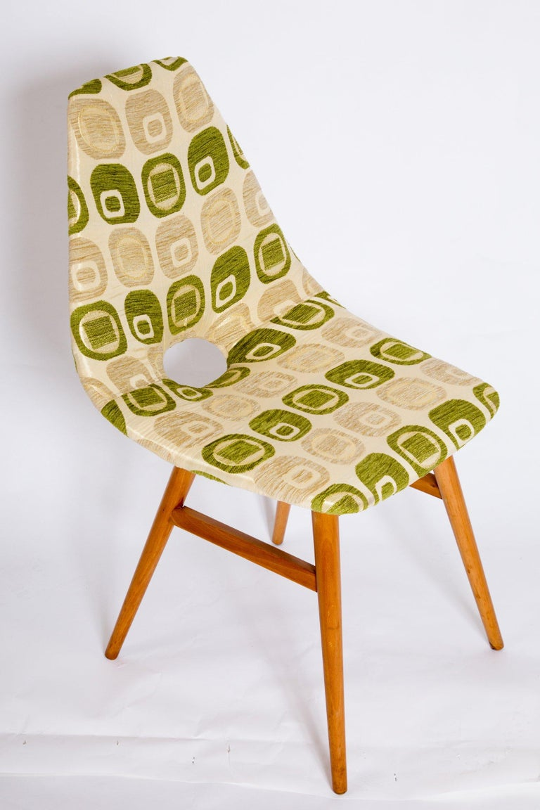 Mid-20th Century Vintage Chairs, 1960s, Set of 4 For Sale