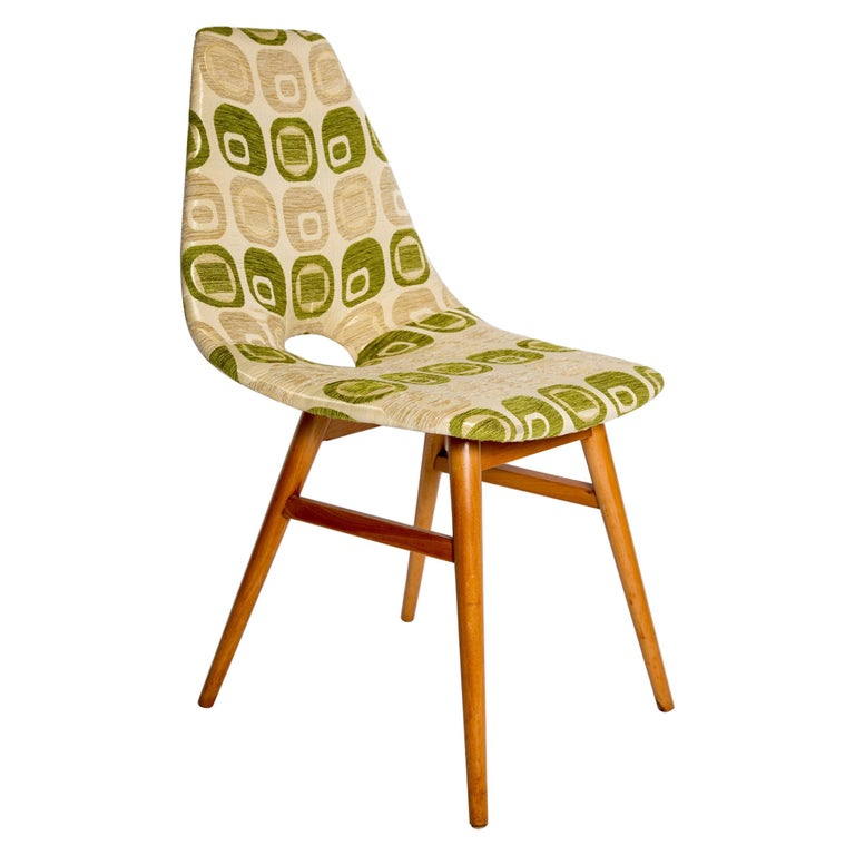 Vintage Chairs, 1960s, Set of 4 For Sale