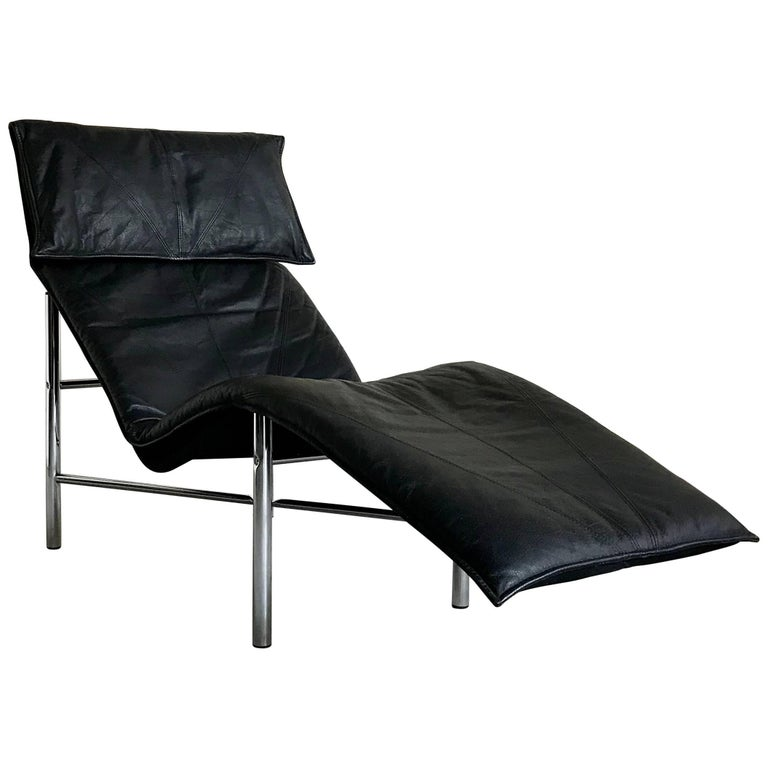 vintage chaise longues skye by tord bjorklund for ikea 1980s at 1stdibs. Black Bedroom Furniture Sets. Home Design Ideas