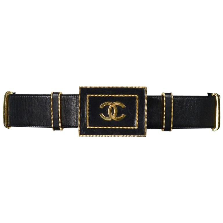 eae0f83e18b6 Vintage Chanel Belts - 205 For Sale at 1stdibs