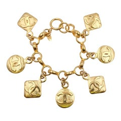 Vintage Chanel Bracelet 1990's Perfect Condition