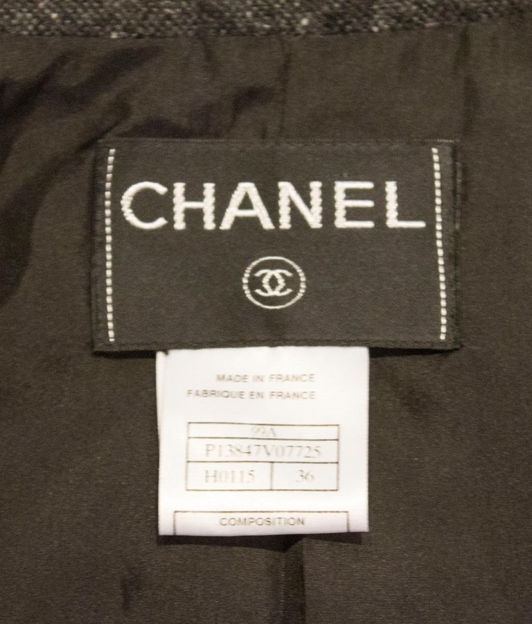 Vintage Chanel Cashmere Suit 5
