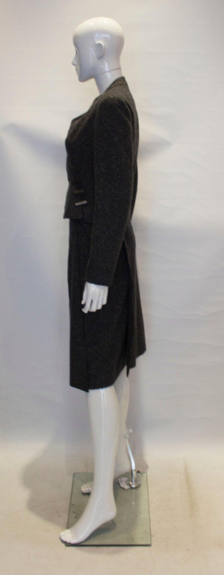 Vintage Chanel Cashmere Suit 1
