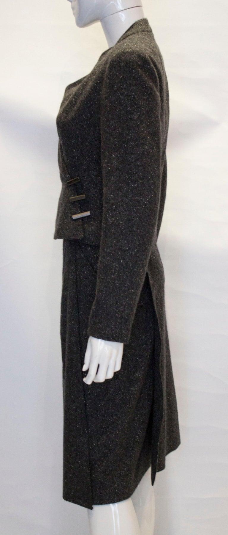 Vintage Chanel Cashmere Suit 2