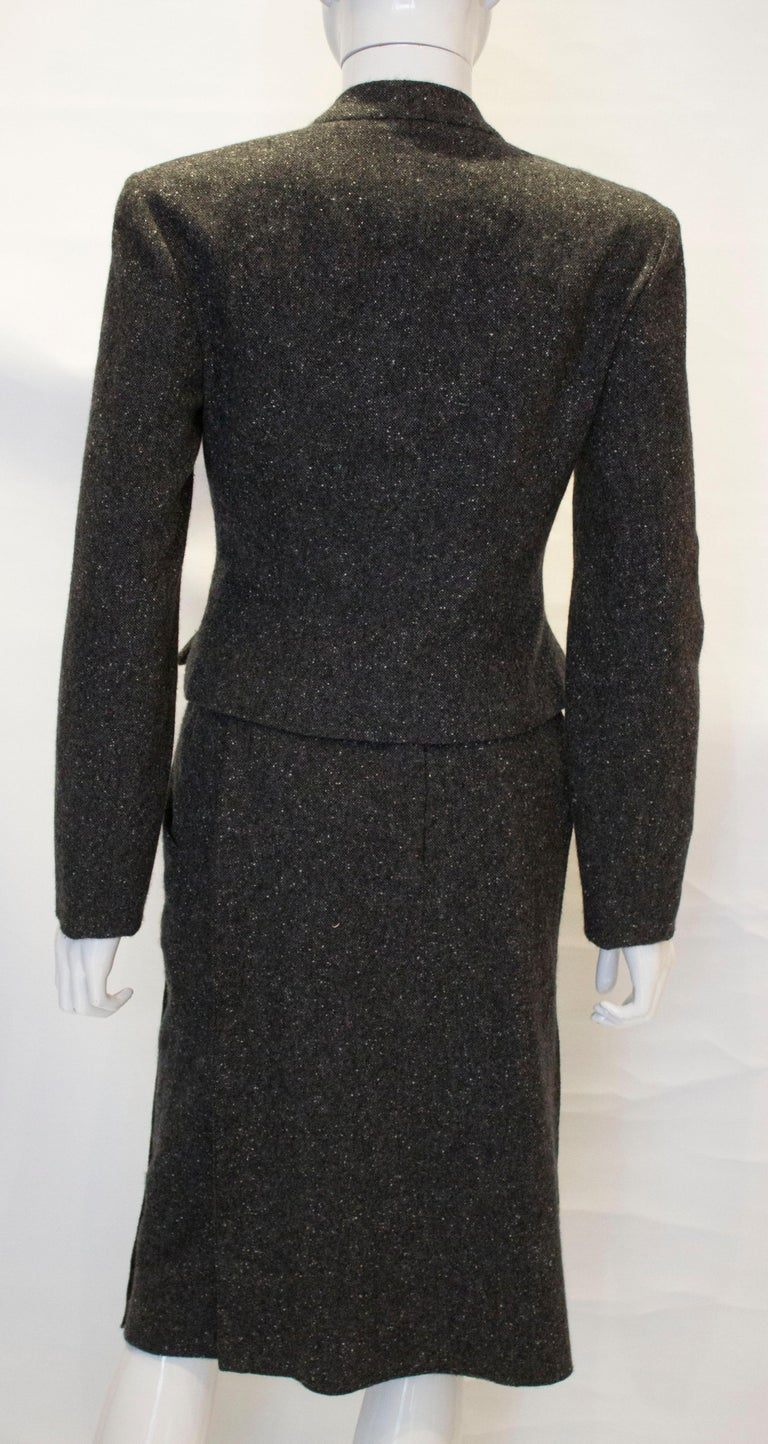 Vintage Chanel Cashmere Suit 4