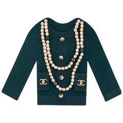 Vintage Chanel Jacket Brooch