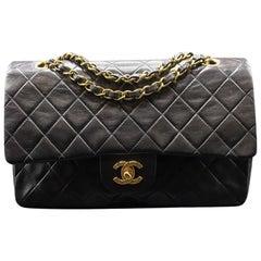Vintage Chanel Timeless Bag Black