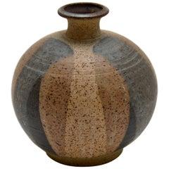 Vintage Charles Counts Studio Pottery Vase