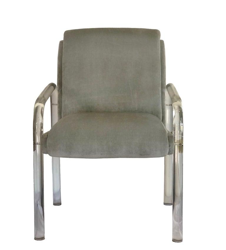 Mid-Century Modern Vintage Charles Hollis Jones Armchair For Sale