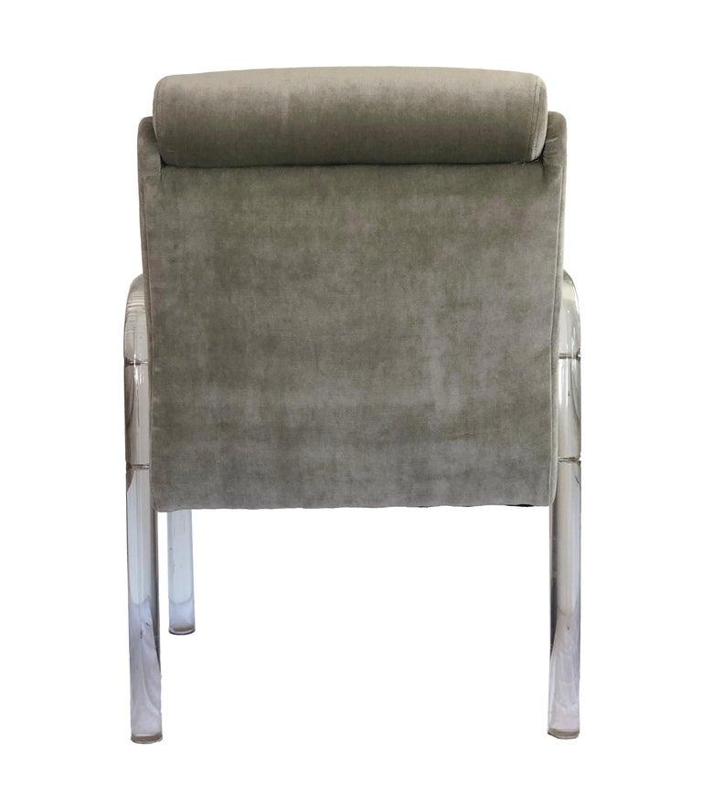 American Vintage Charles Hollis Jones Armchair For Sale