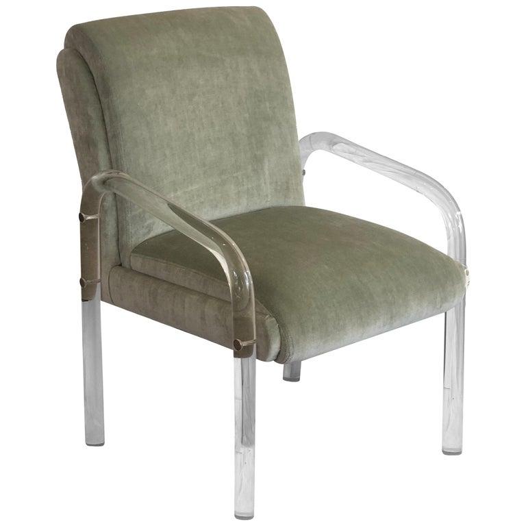 Vintage Charles Hollis Jones Armchair For Sale