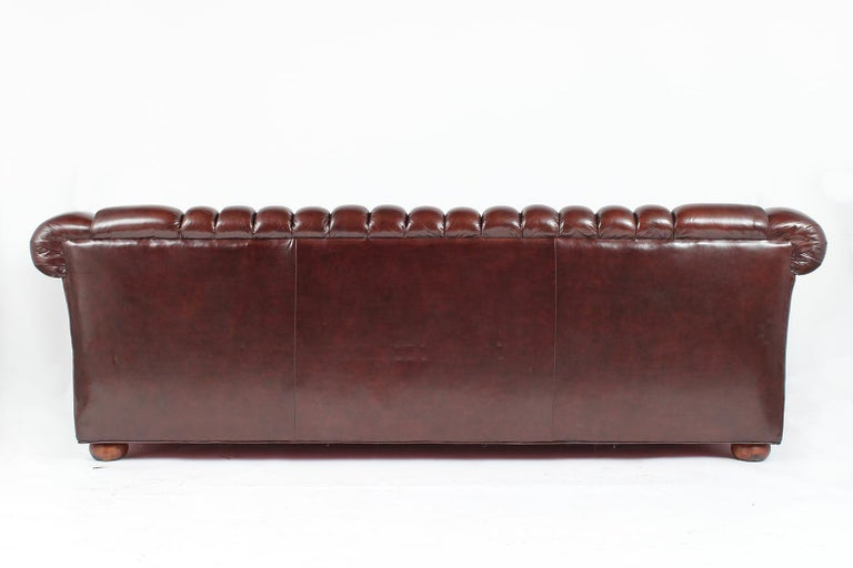 Vintage Chesterfield Sofa For Sale 1