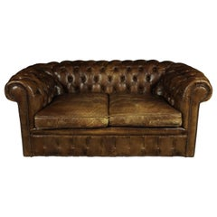 Vintage Chesterfield Sofa from France, circa 1960