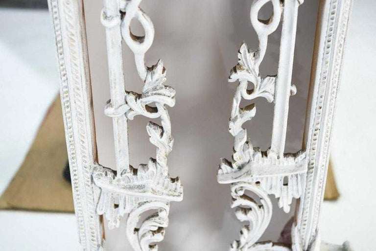 Vintage Chinese Chippendale Style Mirrors, Sold Singly For Sale 2