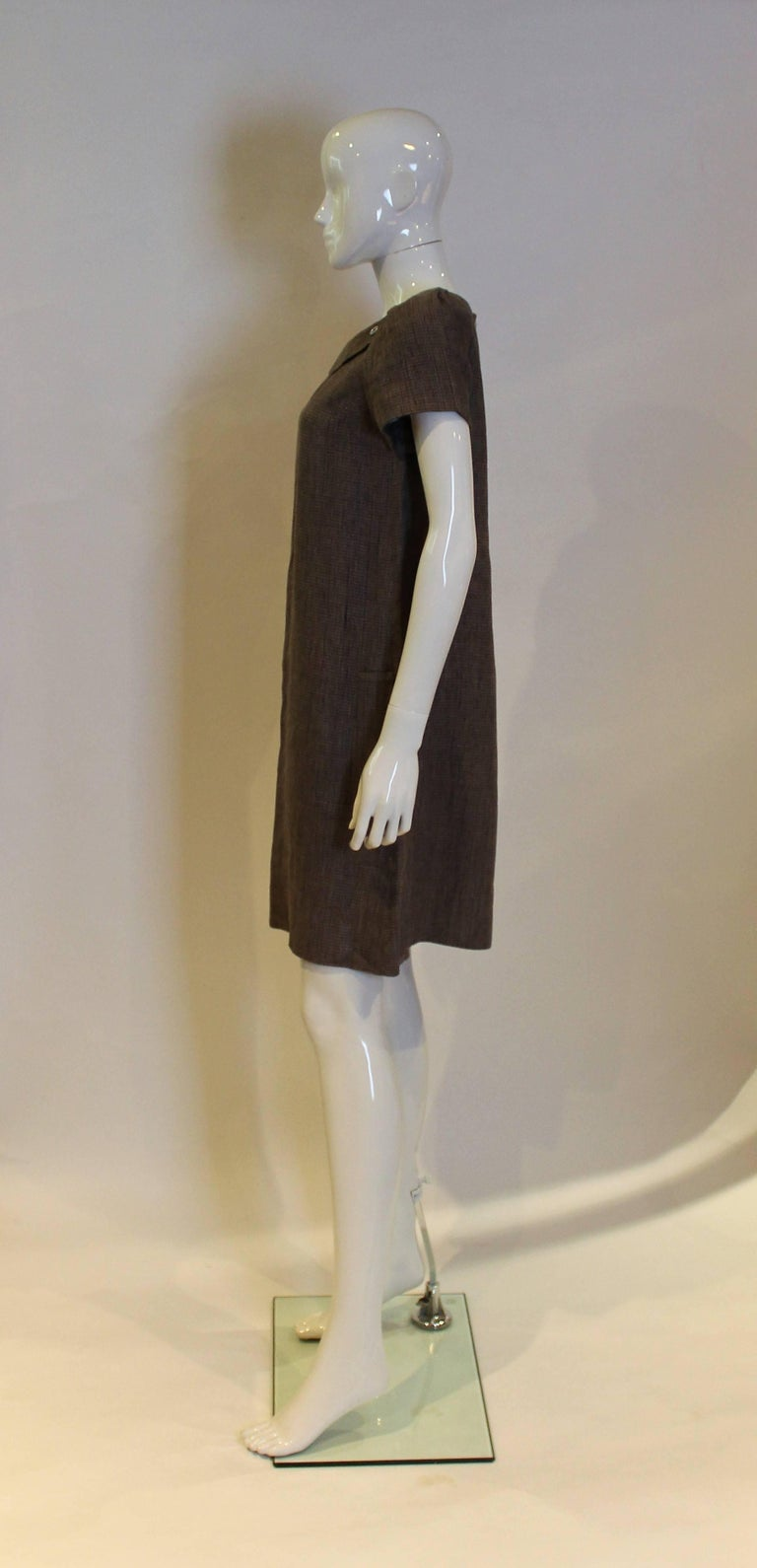 Women's Vintage Chloe Dress Black For Sale