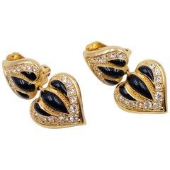 Vintage Christian Dior Earrings 1990s