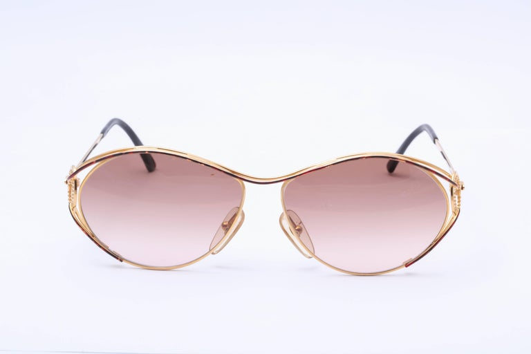 Vintage Christian Dior Sunglasses 2665 In Excellent Condition In Chicago, IL