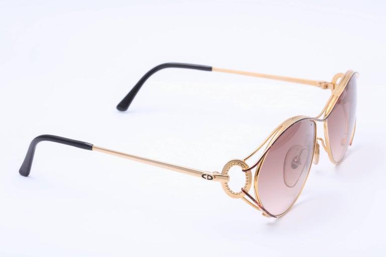 Women's Vintage Christian Dior Sunglasses 2665