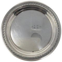 Vintage Christofle Hotel Silver Serving Platter