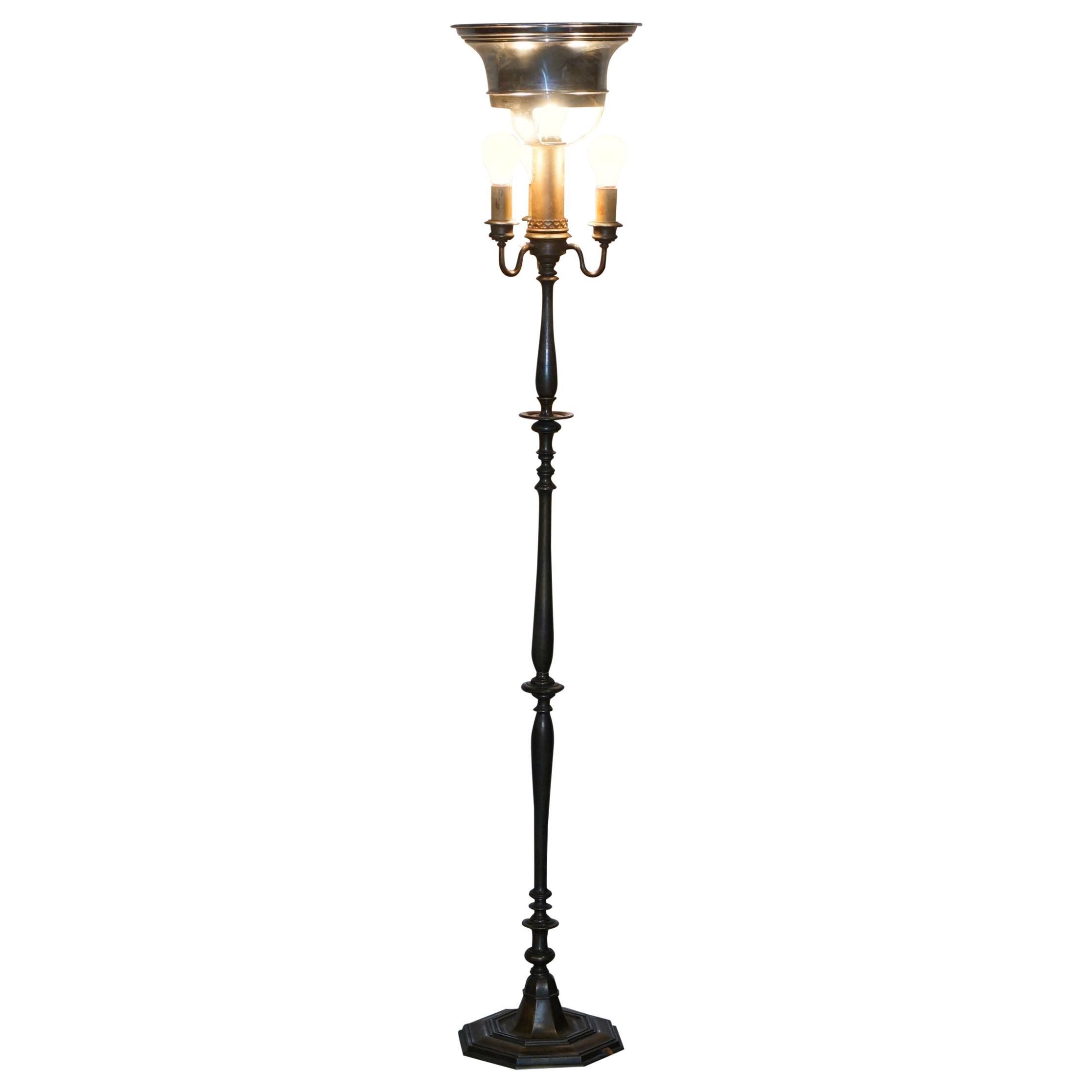 Bakelite Floor Lamps 18 For Sale At 1stdibs