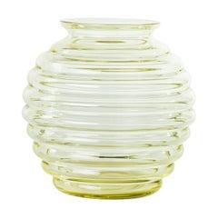 Vintage Circular Vase, Italy, 1960s