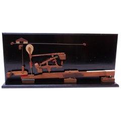 Vintage Clavier Piano Action Model