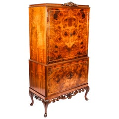 Queen Anne Case Pieces and Storage Cabinets