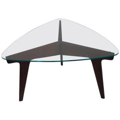 Vintage Coffe Table by Gio Ponti, Italy, 1950s
