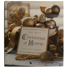 Vintage Coffee Table Decorating Book Christmas at Home by Mary Carol Garrity