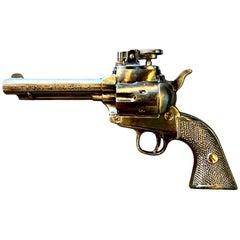 Vintage Colt 45 Revolver Lighter