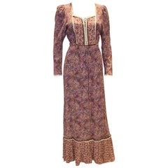 Vintage Concept by Samuel Sherman Dress
