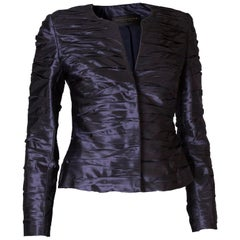 Vintage Couture Bruce Oldfield  Silk Jacket