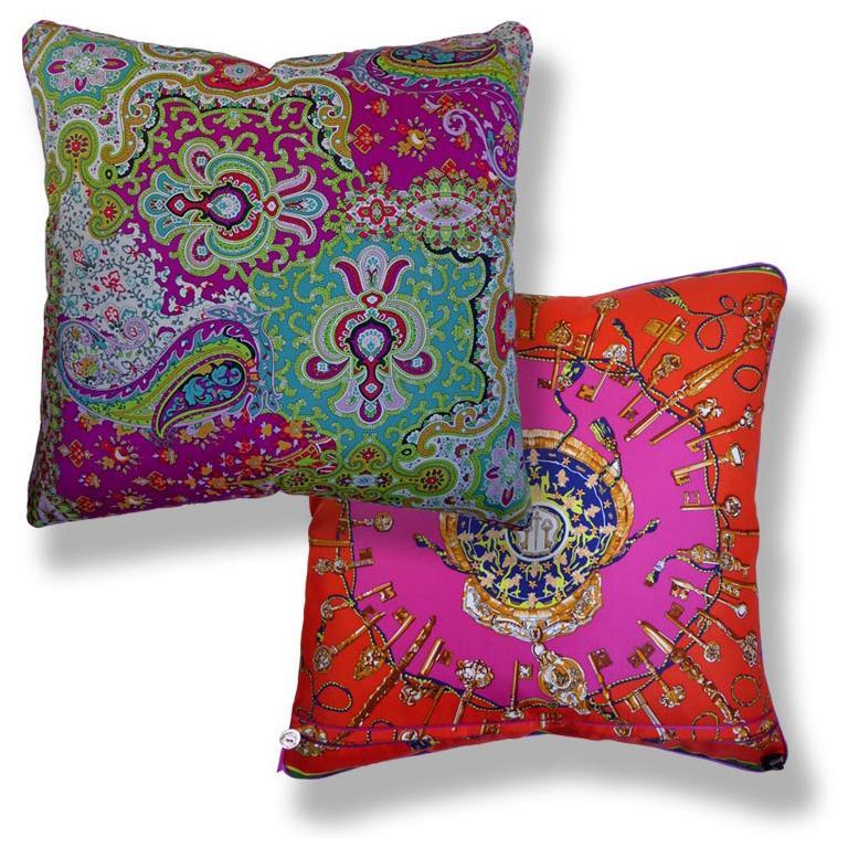 Organic Modern Vintage Cushions