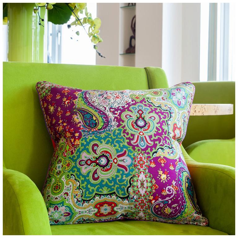 Hand-Crafted Vintage Cushions
