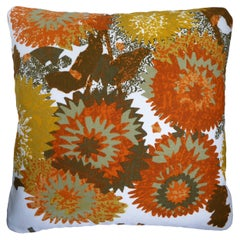 Vintage Cushions, Bespoke-Made Luxury Pillow 'Miranda', Made in UK
