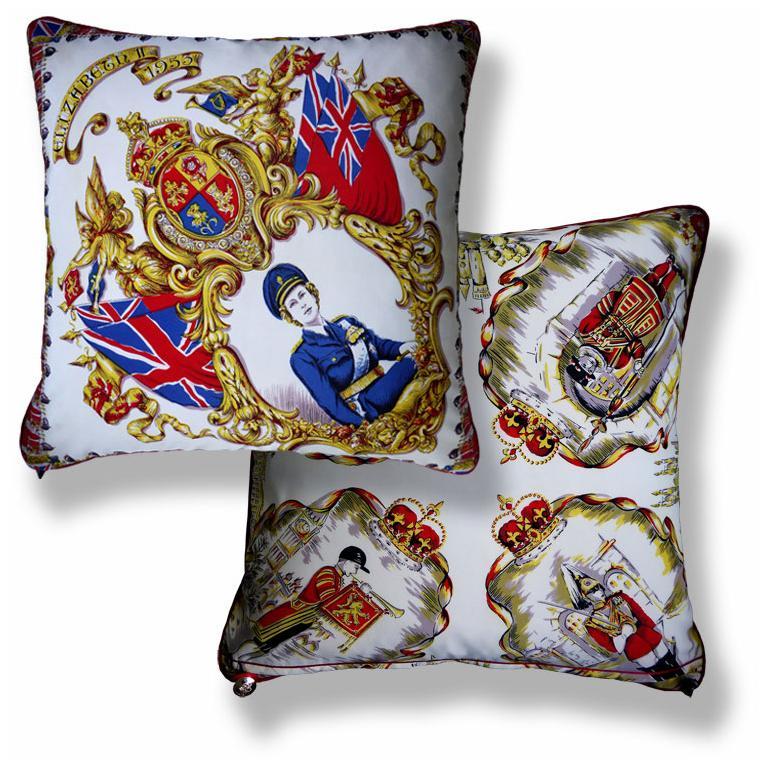 Mid-Century Modern Vintage Cushions